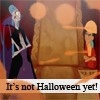 It's not halloween