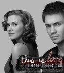one tree hill:peyton and lucus