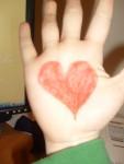 Heart On Hand