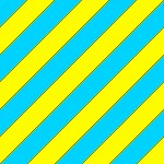 cute yellow and blue background