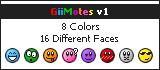 GiiMotes [BLUE]