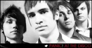 Panic! At the Disco (B&W)