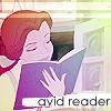 Belle (avid reader)