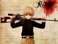 Gunslinger Girl - Rico