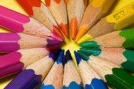 Colored Pencil Bubbles