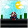 Mario Kart--Mario Wins!