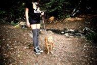 dog walker.