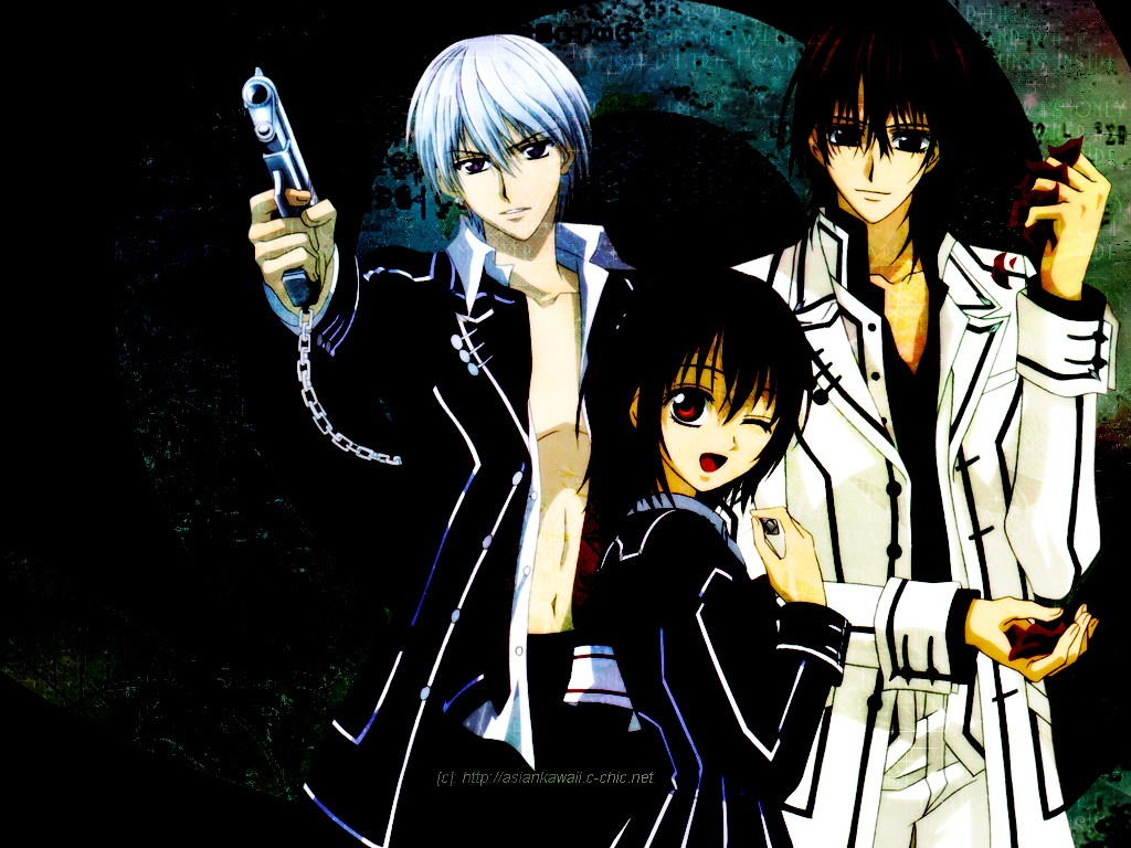 vampire knight - wallpapers - createblog