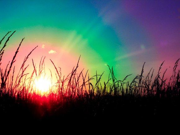 Sunset - Backgrounds - CreateBlog