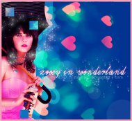 Zooey in Wonderland