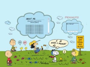 Peanuts : Make a Memory