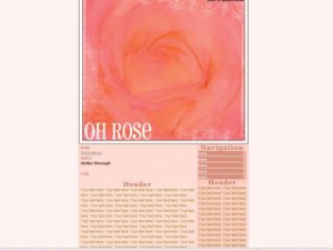 Oh Rose