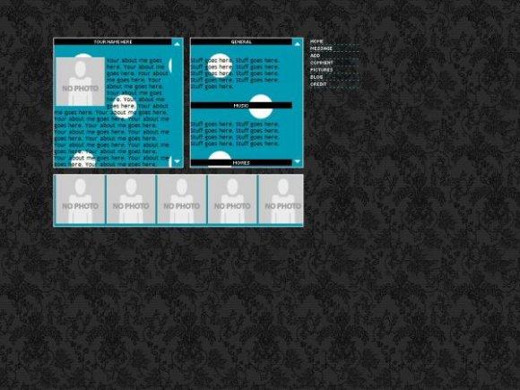 view myspace comments