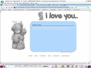 I Love You FT Tatty Bear
