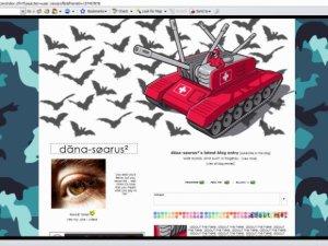 War, Peas, & a Swiss Army Tank!