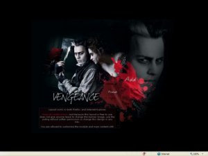 Vengeance (Sweeney Todd)