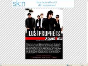 Lostprophets!