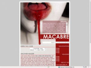 Macabre 3