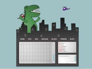 Evil Dino.