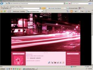 Pink City - S2 3 Column Layout