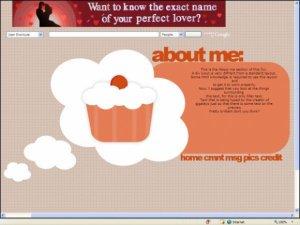 Cupcake, yum!