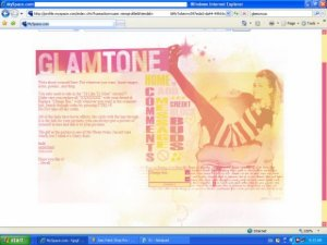 Glamtone Pink