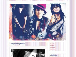 I'm Just A Bad Girl - Hyori Lee