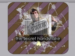The Secret Handshake! (DIV)