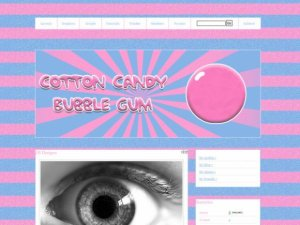 Cotton Candy Bubble Gum (resubmit)