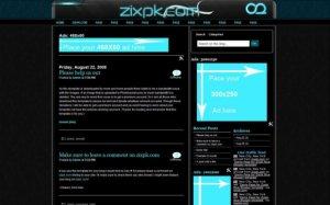 Zixpk Blue