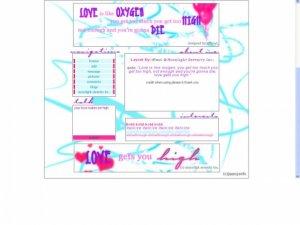 Love is Like Oxygen