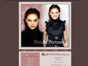 Natalie Portman - 2 (myspace version)