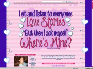 Love Stories - Top Banner Quote