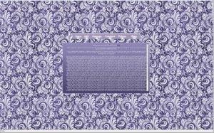 Tech Light Purple Floral v1