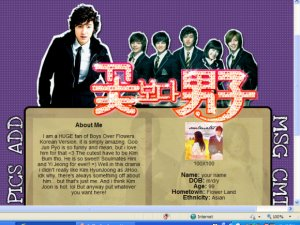 Boys Over Flowers (Korean)