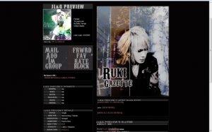 Ruki[Gazette]