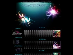 Galactic Craft