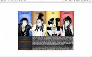 2NE1: Fire (Version 2)