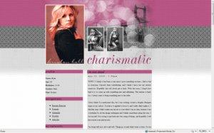 kristen bell // charismatic