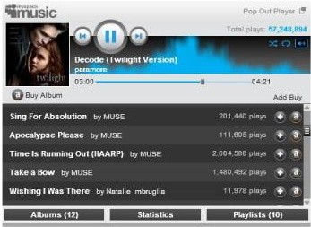 """Add 100 Songs On The New Myspace Music Player """"FF"""" AND """"IE ..."""